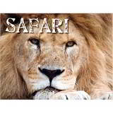 Safari Promotional Mini Calendar