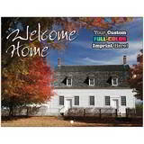 Welcome Home Promotional Custom Calendar