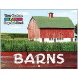 Barns Promotional Custom Calendar