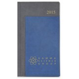Duo Inset Pocket Memo Book