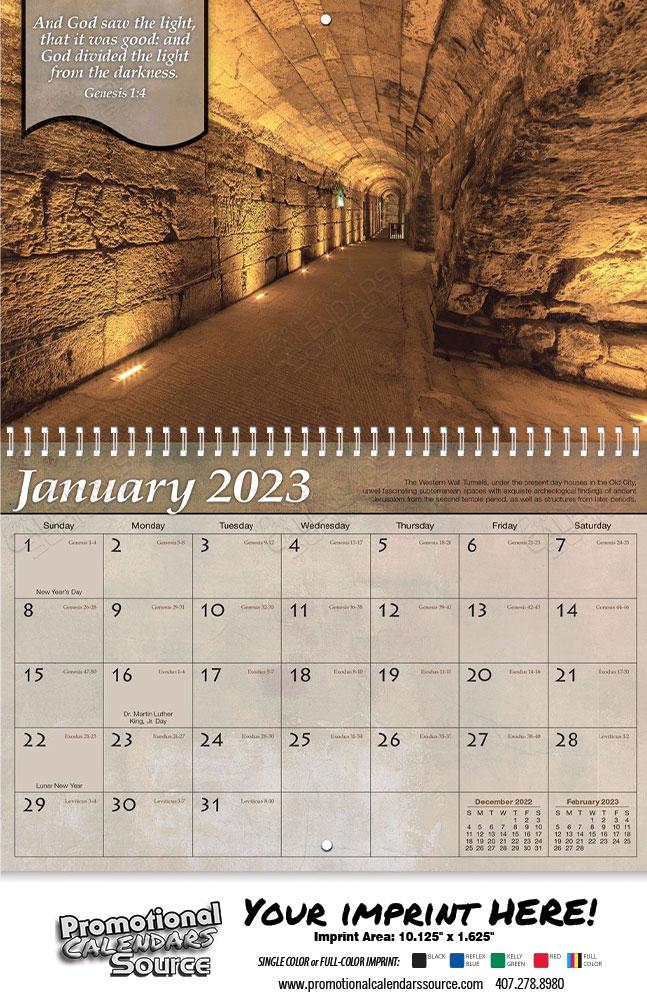 Christian Reflections Wall Calendar 2015 - Spiral