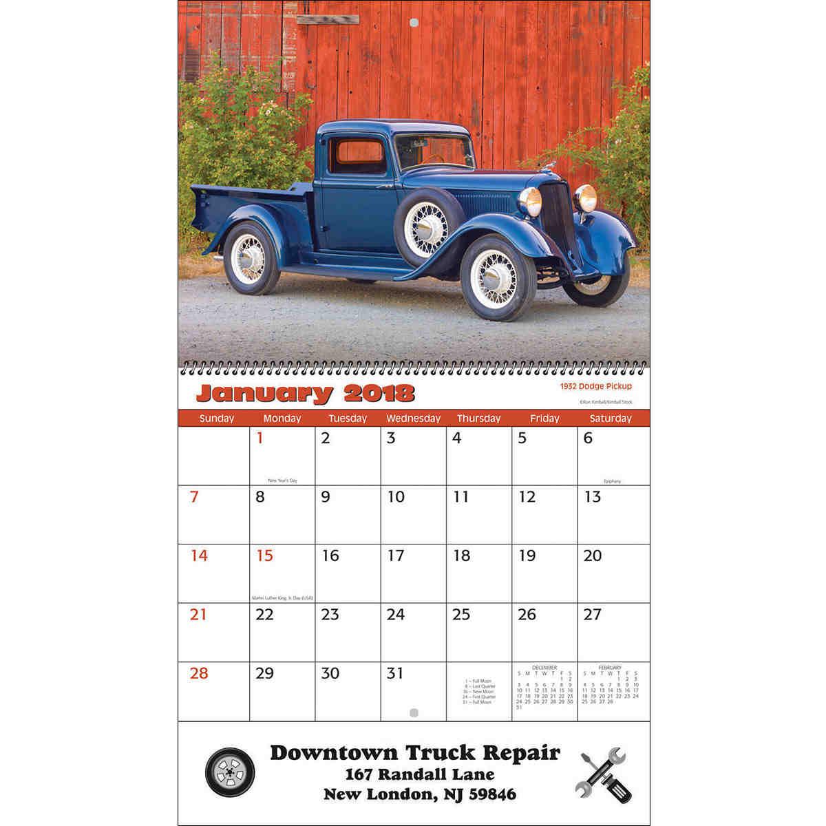goingreen(R) Monthly Pocket Planner Promotional Calendar 2015