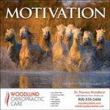 A motivation message that works all year round, Motivation promotional calendars