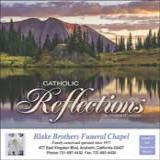 Customized religious calendars for your promotions. Catholic, Christian, Protestant, Jewish, Non Denomination religions