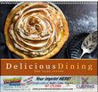 Delicious Dining Promotional Calendar  Spiral thumbnail