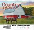 Country Memories Wall Calendar Spiral binding thumbnail
